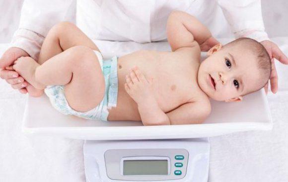 Qual é o peso ideal do bebê?